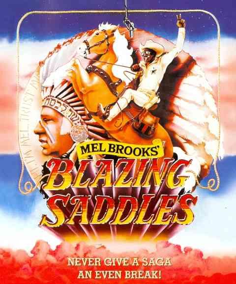 BLAZING SADDLES BY WILDER,GENE (Blu-Ray)